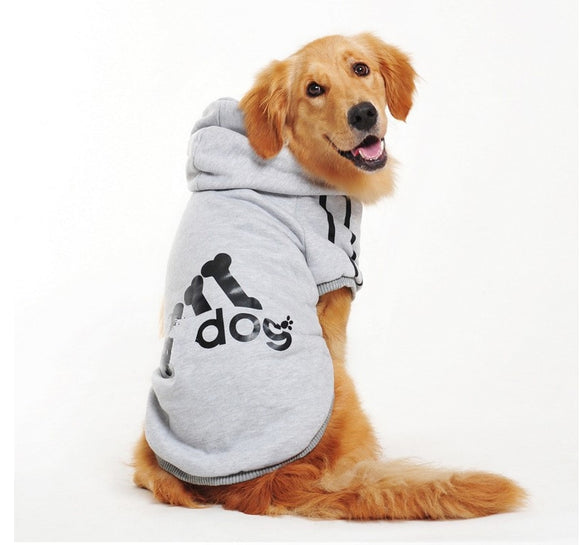 Dogs coat Warm Hoodies Jackets