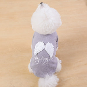Angel Wing Warm Dogs Coat Jacket