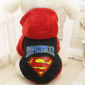 Cartoon Dog Hoodie For Winter