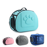 Pure Color Pet Carrier Outdoor Bag