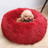 Sleep Luxury Soft Plush Dog Bed