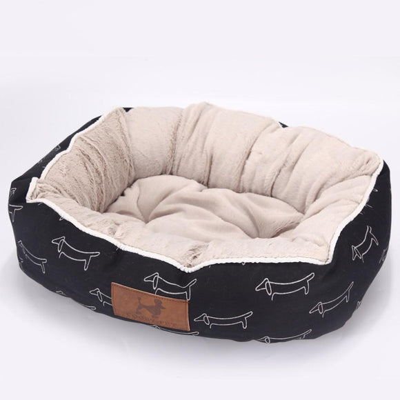 Pet Bed For Dogs Mat Lounger Bench Sofa