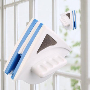 Double Sided Magnetic Window Cleaner: Multi-angle Rotation For Cleaning - Michael Far - Deals on Products for All