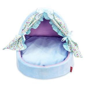 Puppy Dog Lovely House Princess Cute Soft Comfortable Suitable Bed