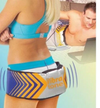 BodyBuild Belt: Vibrating fitness belts for the buttocks, legs and stomach