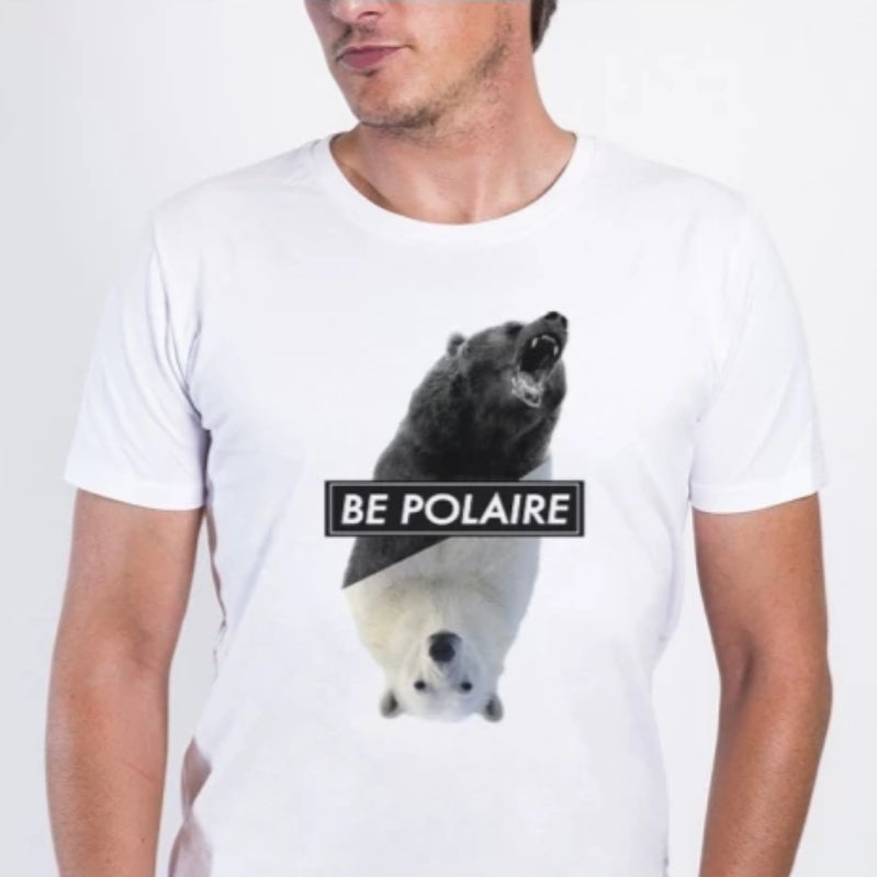 Be polaire - T-shirt Homme