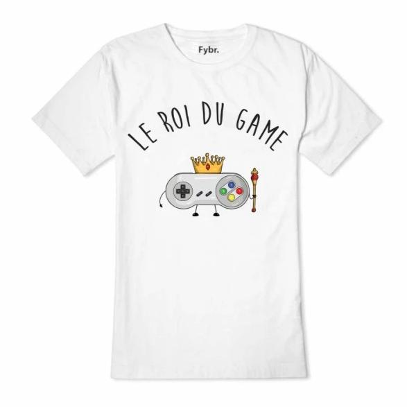 Le Roi du Game - T-shirt Homme