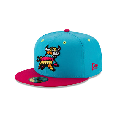 New Era 59FIFTY Erie Piñatas Alternate Cap