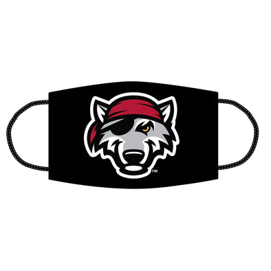 SeaWolves Face Mask - Black