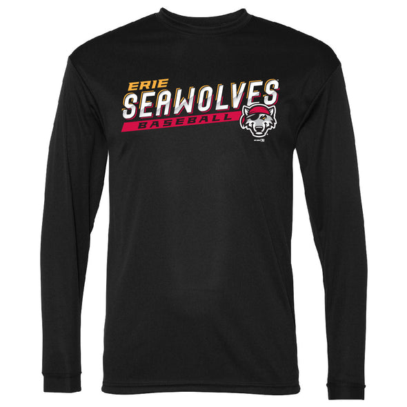 Adrenalize Long-Sleeve Performance Tee