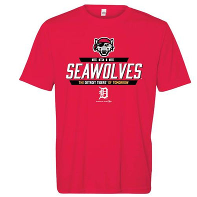 Erie SeaWolves BR Spines