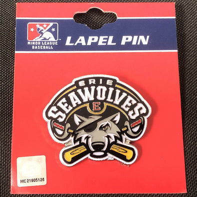 SeaWolves Logo Lapel Pin