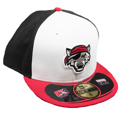 Erie SeaWolves Diamond Era 59Fifty Alternate Cap