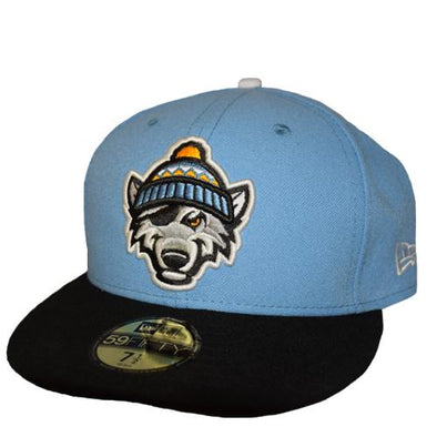 Erie SeaWolves Erie SnowWolves 59FIFTY Fitted Cap