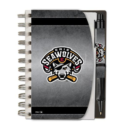 Erie SeaWolves Pen and Notebook Combo