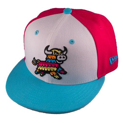 Erie SeaWolves NEC Piñatas On-Field Cap
