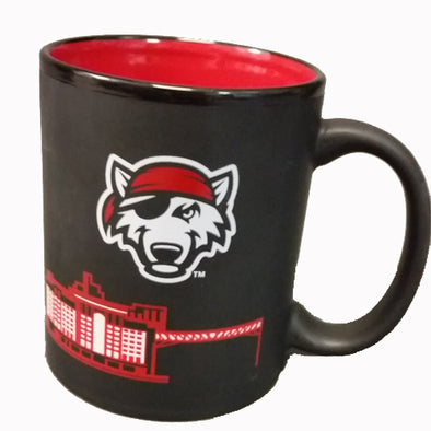 Erie SeaWolves Skyline Coffee Mug