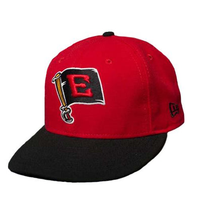 Erie SeaWolves Alternate Red New Era Cap