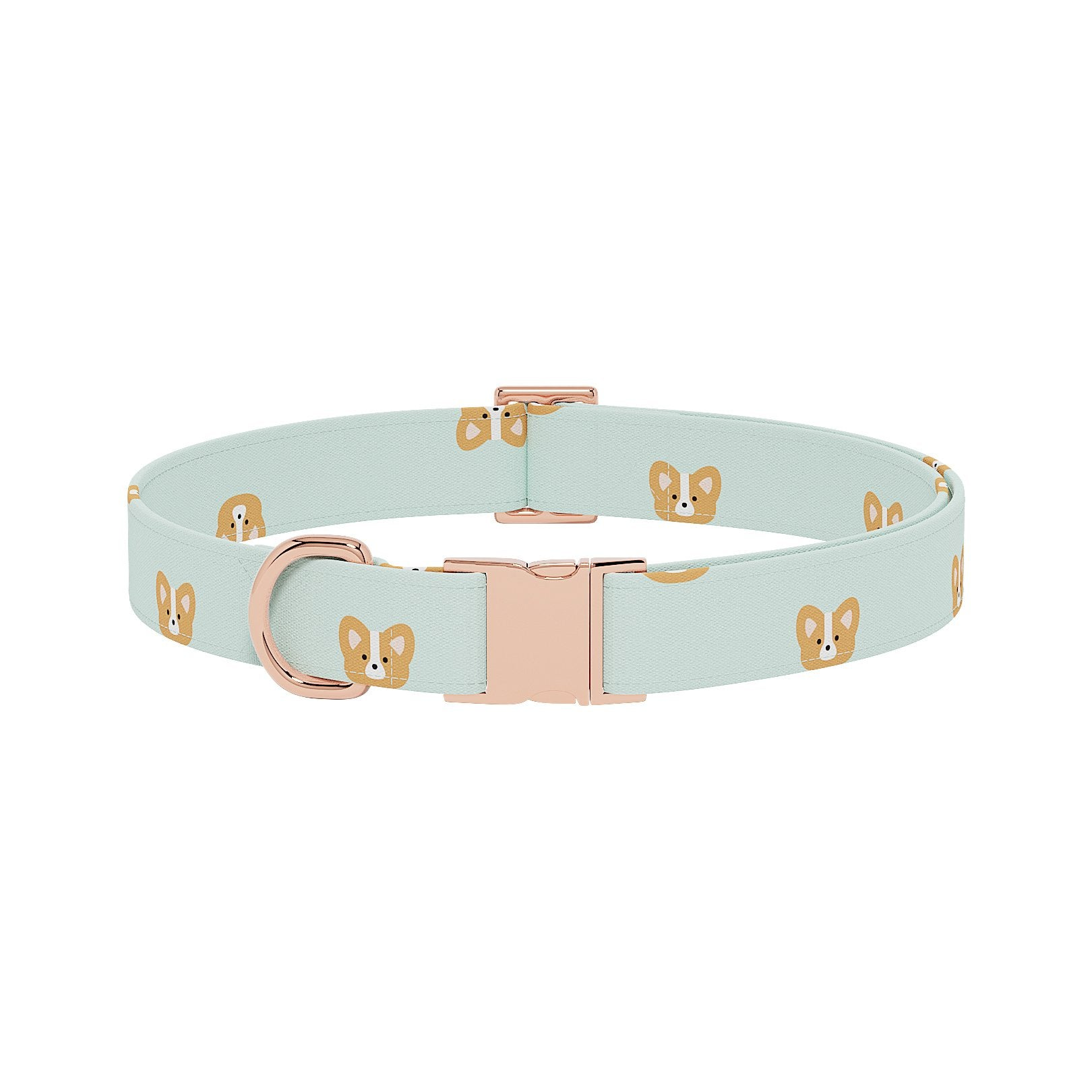 Corgis Dog Collar