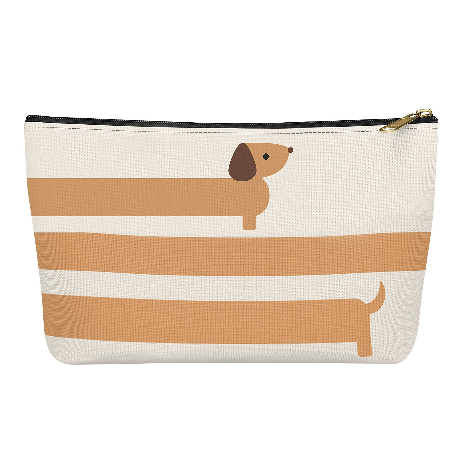 Darby Tan Pouch