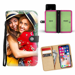 Personalized Cell Phone Wallet