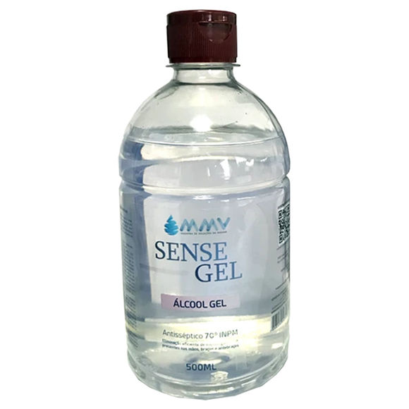 SENSE Gel Álcool 70% - 500ml