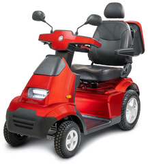 all terrain mobility scooter - afikim afiscooter s4