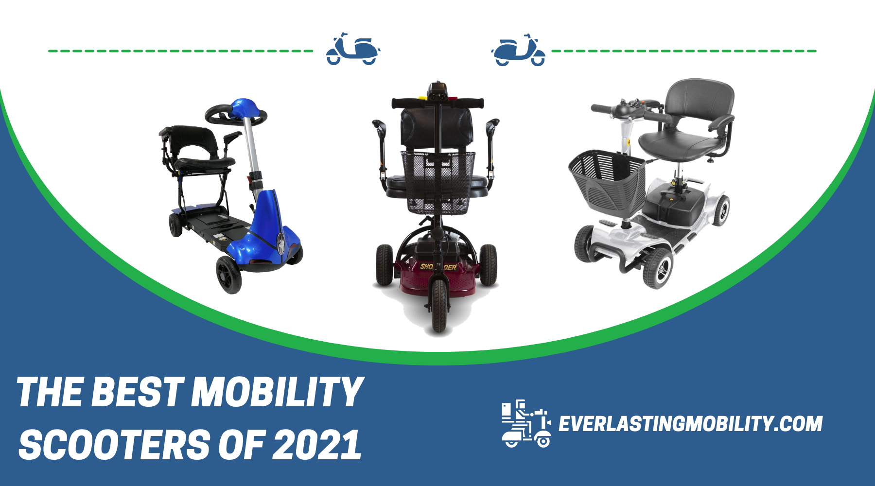 best mobility scooters - 2021