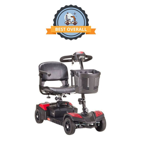 Best mobility scooters - Drive Scout 4