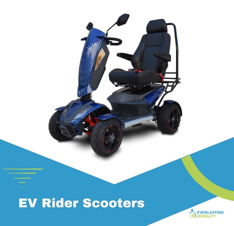 EV Rider Mobility Scooters