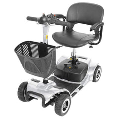 4 wheel mobility scooters - vive health 4 wheel medical scooter