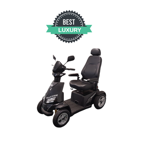 Merits Scooters - best luxury - silverado extreme