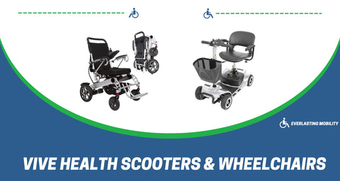 vive health scooters and wheelchairs