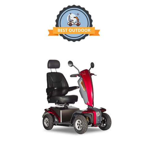best outdoor mobility scooter - VitaXpress