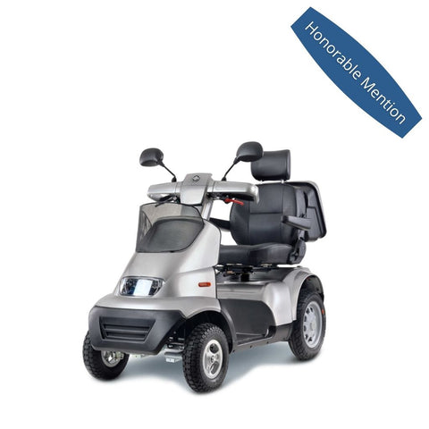 best all terrain mobility scooter for outdoors - Afiscooter S4