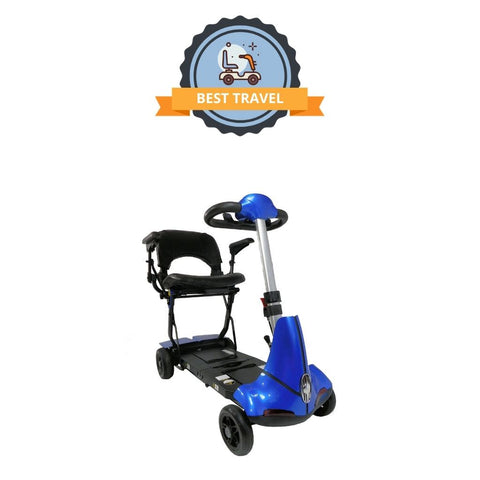 Best Travel Mobility Scooter - Mobie Plus by Enhance Mobility