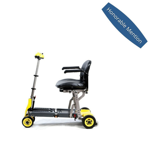 best travel mobility scooters - Merits Yoga