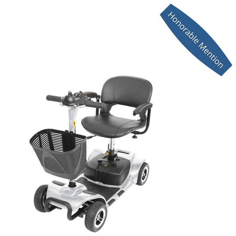 best affordable mobility scooter - honorable mention - vive health 4 wheel
