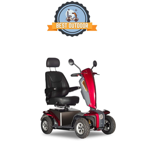 best all terrain mobility scooter for outdoors - EV Rider VitaXpress