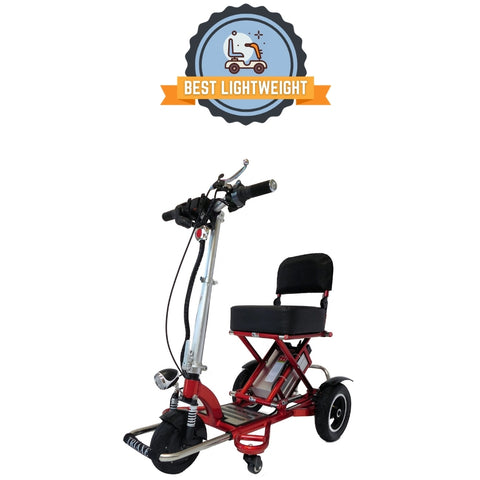 best lightweight mobility scooter - Triaxe Sport by Enhance Mobility