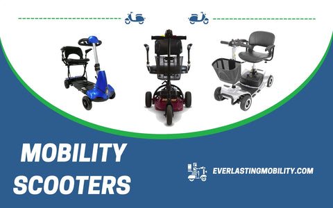 mobility scooters - Everlasting Mobility