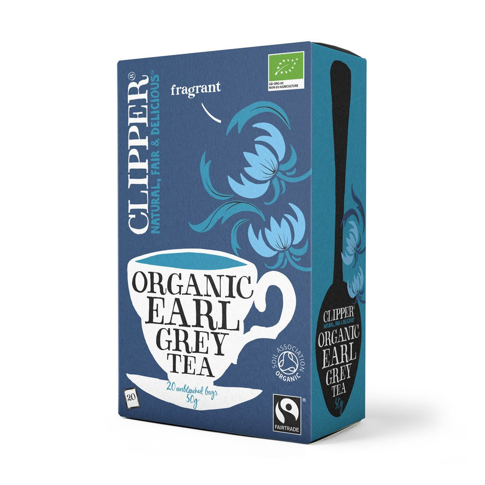 Clipper ORGANIC Earl Grey Tea 20 Bags
