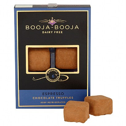 Load image into Gallery viewer, Booja Booja Espresso Chocolate Truffles 69g