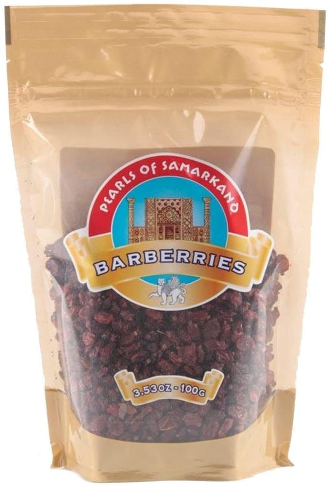 Pearls Of Samarkand Barberries 100g