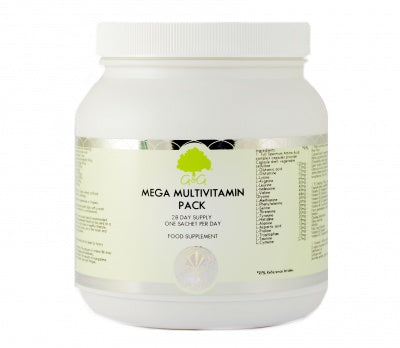 G&G 28 Day Mega Multivitamin Supplement Pack