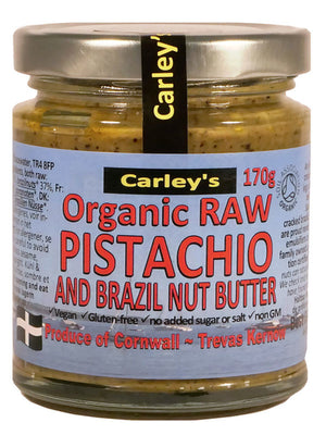 Load image into Gallery viewer, Carleys Pistachio Butter 170g
