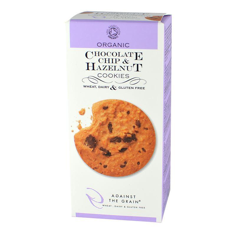 ATG Choc Chip & Hazelnut Cookies 150g