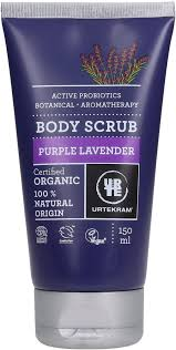 Urtekram Purple Lavender Body Scrub 150ml
