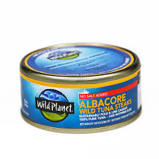 Wild Planet Albacore Tuna 142g