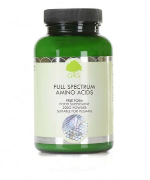 G&G Full Spectrum Amino Acids - 200g Powder